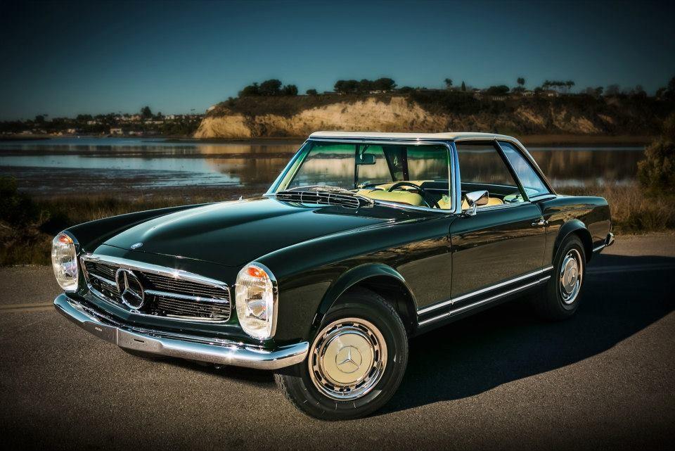 "La ""Pagode"" 280 SL (W113 1967-1971)  W113_280_sl-01"