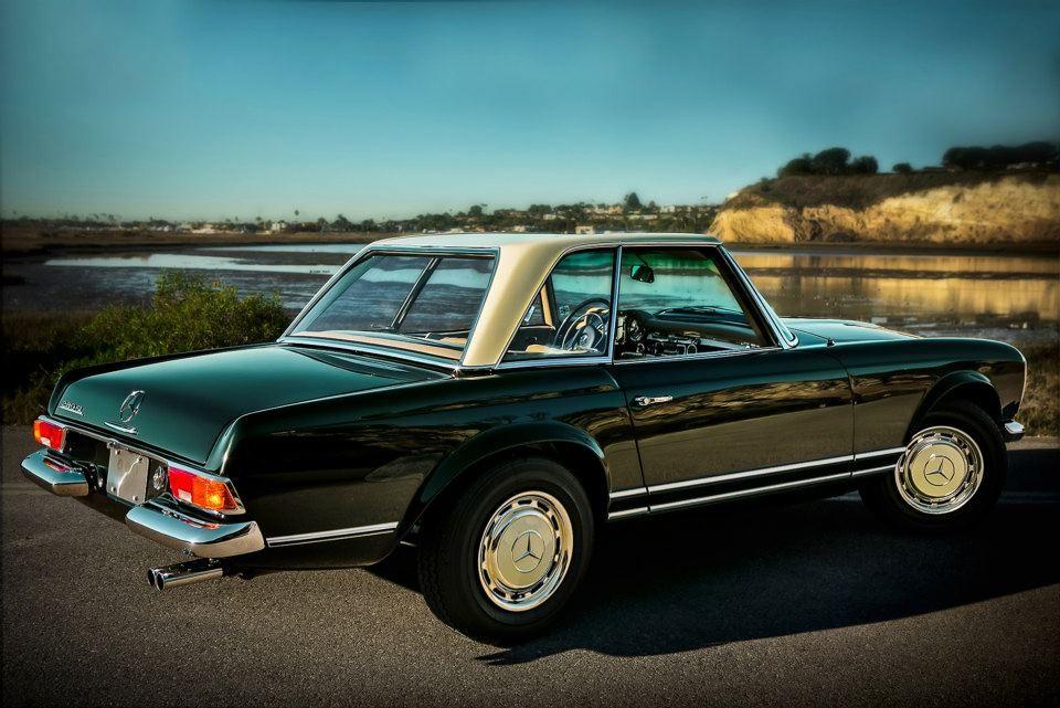 "La ""Pagode"" 280 SL (W113 1967-1971)  W113_280_sl-02"