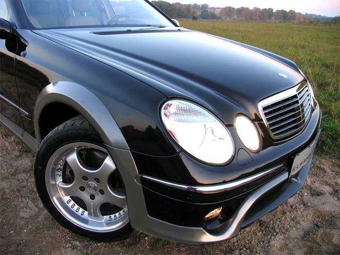 """S211 Mercedes-Benz E50KCC 2005 Le """"Cross Country"""" par Kleemann 2005-mercedes-benz-kleemann-e50-kcc-04"""