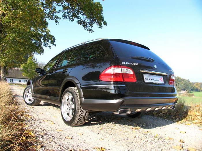 """S211 Mercedes-Benz E50KCC 2005 Le """"Cross Country"""" par Kleemann 2005-mercedes-benz-kleemann-e50-kcc-06"""