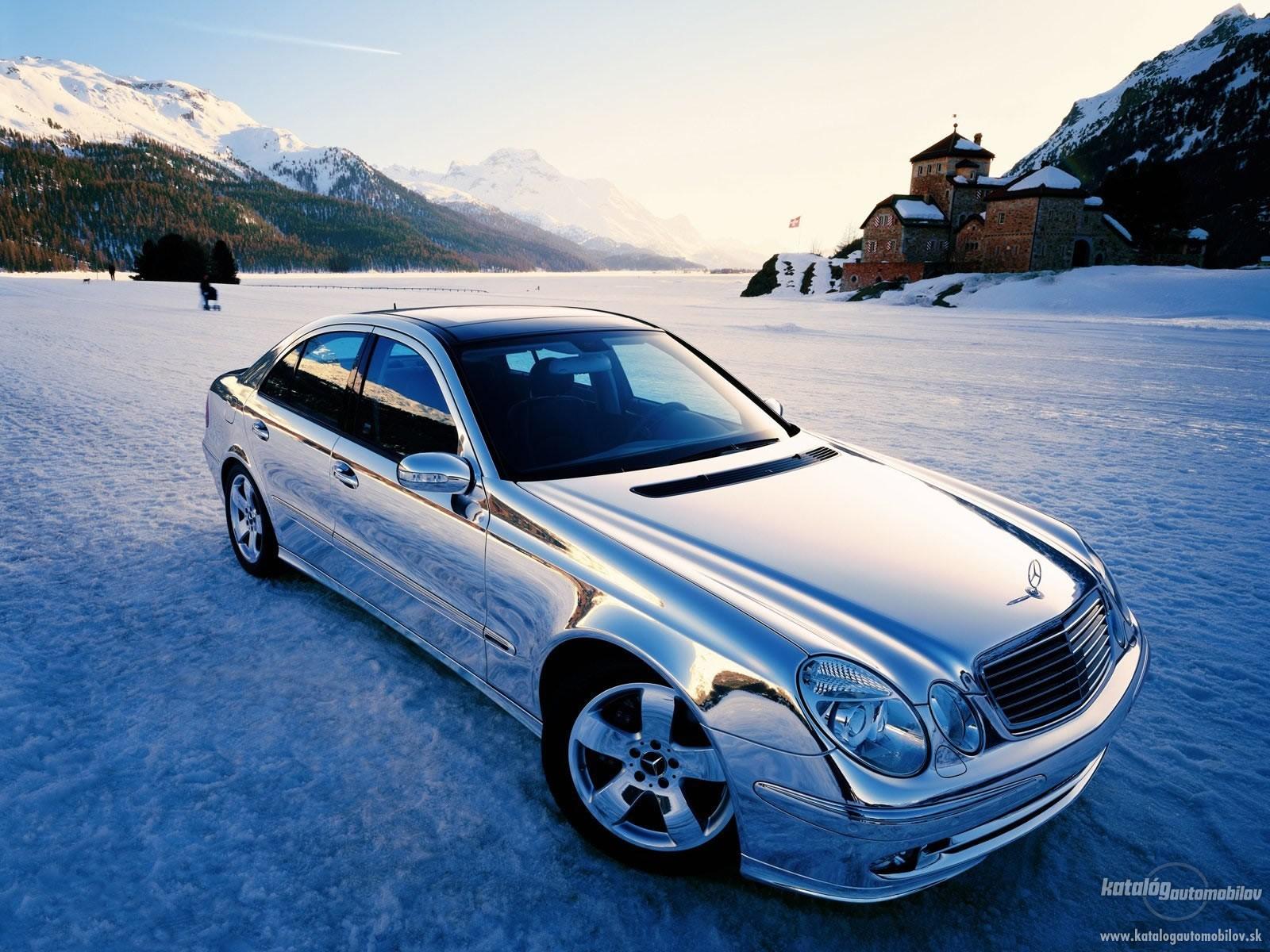 [Photos] Galerie : Les Berlines W211 et Breaks S211  pour le plaisir des yeux Mercedes-e-w211-200-cdi-100kw-1