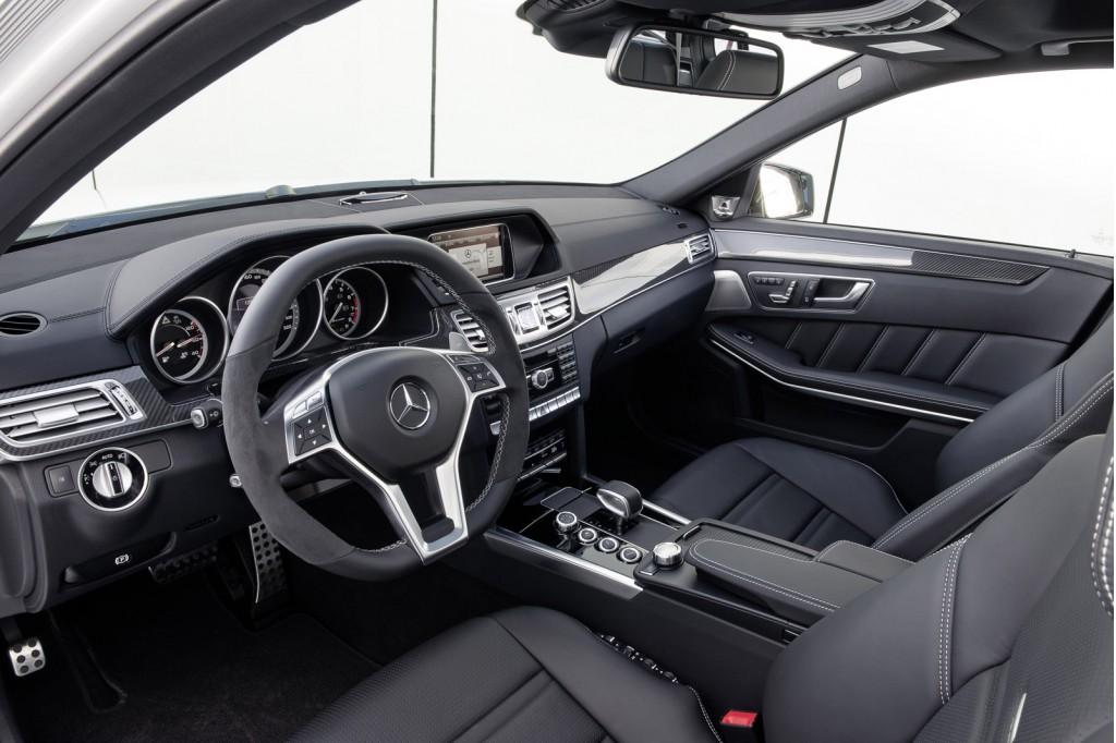 La Mercedes-Benz E63 AMG réstylée 2013 (W212) W212_ph2_amg-02