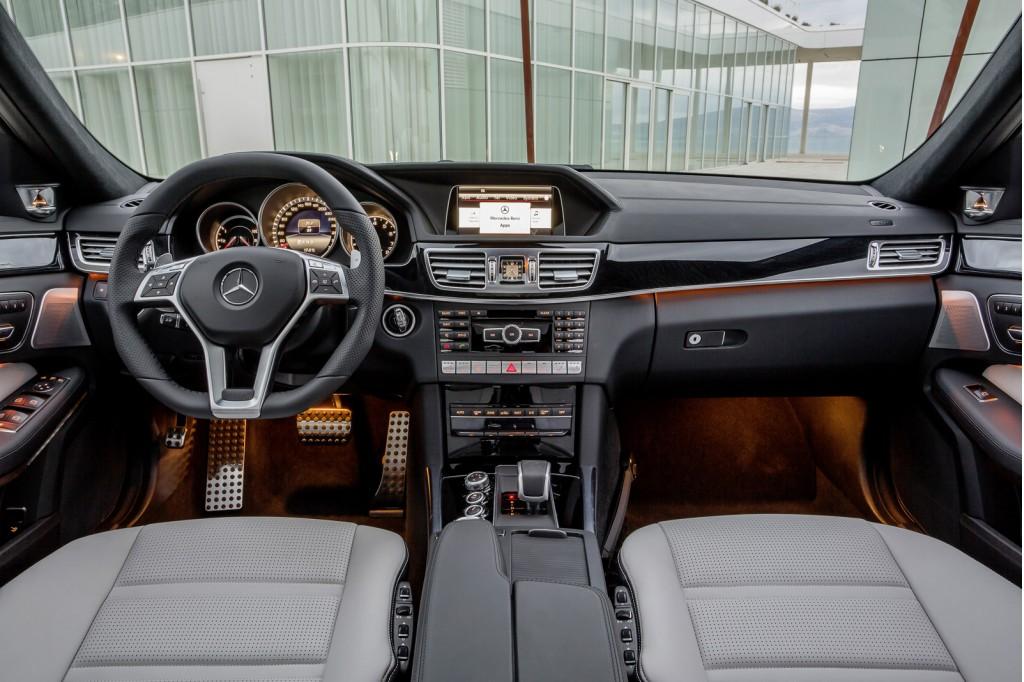 La Mercedes-Benz E63 AMG réstylée 2013 (W212) W212_ph2_amg-05