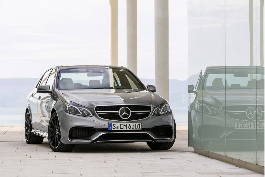 La Mercedes-Benz E63 AMG réstylée 2013 (W212) W212_ph2_amg-06