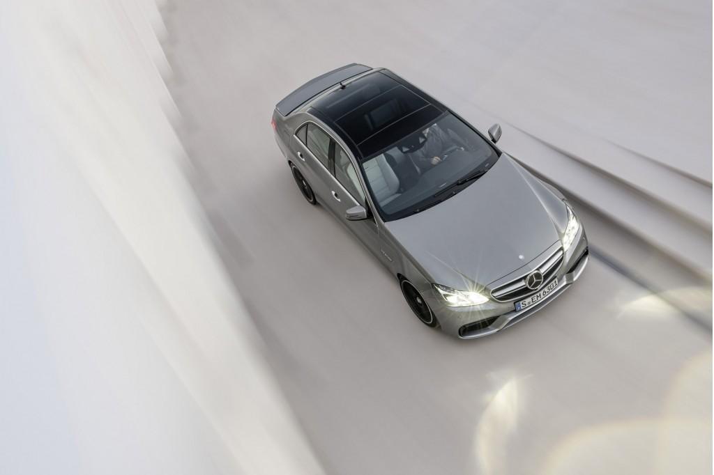 La Mercedes-Benz E63 AMG réstylée 2013 (W212) W212_ph2_amg-10