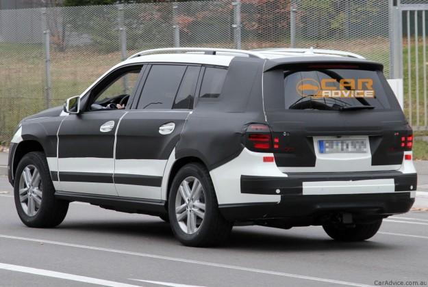 Le Nouveau Mercedes Benz GL (X166) X166_GL-17