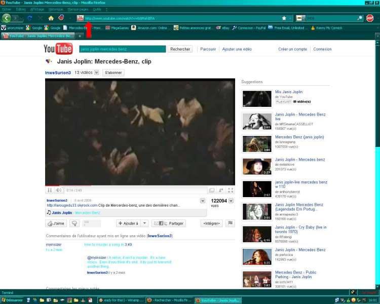 [Tuto] Comment poster une Vidéo sur le forum Cpuv01