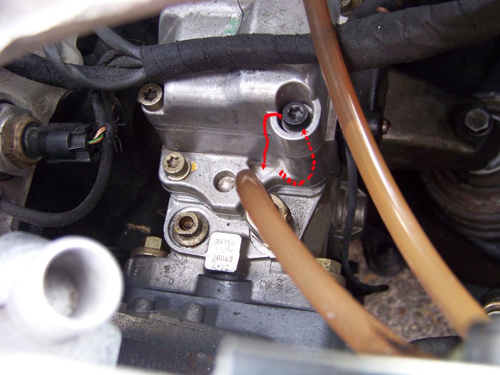 [Tuto] W210 - E290 TurboD - Changements joints sur pompe à gasoil Bosch E290bosch00