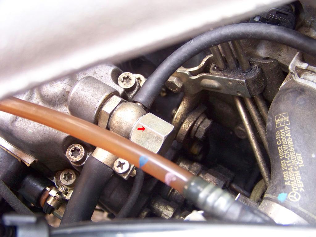 [Tuto] W210 - E290 TurboD - Changements joints sur pompe à gasoil Bosch E290bosch08