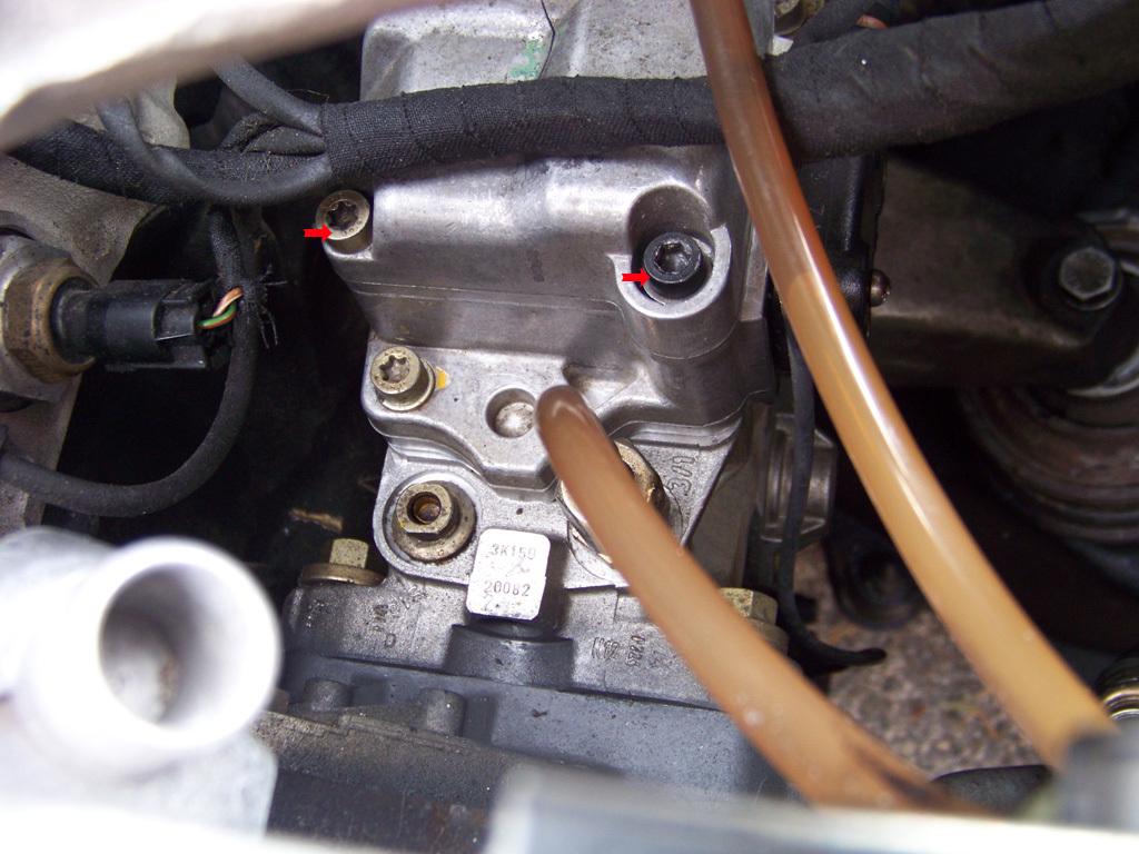 [Tuto] W210 - E290 TurboD - Changements joints sur pompe à gasoil Bosch E290bosch09