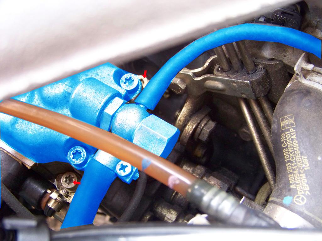 [Tuto] W210 - E290 TurboD - Changements joints sur pompe à gasoil Bosch E290bosch11
