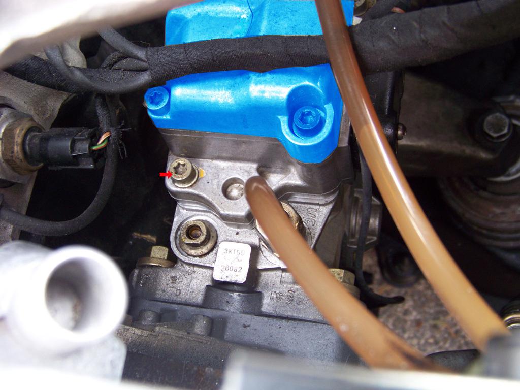[Tuto] W210 - E290 TurboD - Changements joints sur pompe à gasoil Bosch E290bosch12