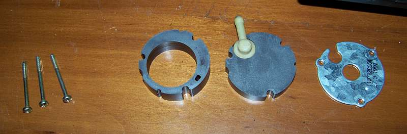[Tuto-Brico] W210 C208 - Réparation Pompe à dépression de centralisation. 100_2567