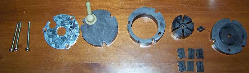 [Tuto-Brico] W210 C208 - Réparation Pompe à dépression de centralisation. 100_2569