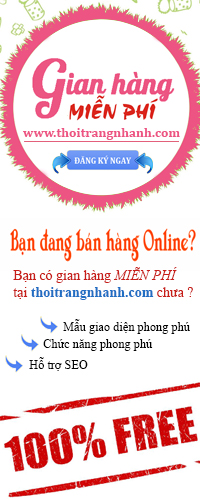 Mở Gian Hàng Online Miễn Phí