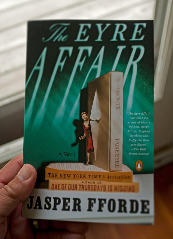 Thomas Allen y los libros pop-up  Eyreaffair