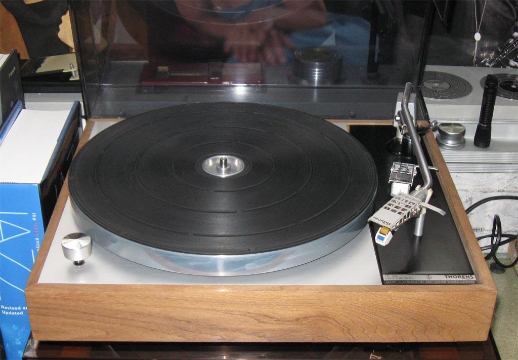 Sondek LP-12... Es@ gran desconocid@ ¿O no? TD150MK1bht