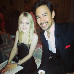 Dakota Fanning / Michael Sheen - Imagenes/Videos de Paparazzi / Estudio/ Eventos etc. - Página 6 7439a0253983665