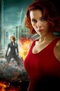 Мстители / The Avengers (Йоханссон, Дауни мл., Хемсворт, Эванс, 2012) A4f3e0551214670