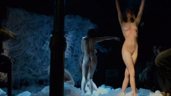 Naked Asian Exotic Art Performance - Nude Asian Public Theatre 6abd0d551686361