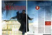 Жан-Клод Ван Дамм (Jean-Claude Van Damme)- сканы из разных журналов Cine-News 338650553038023