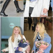 Dakota Fanning / Michael Sheen - Imagenes/Videos de Paparazzi / Estudio/ Eventos etc. - Página 6 13636c230664490