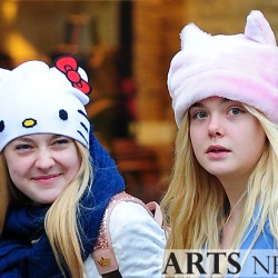 Dakota Fanning / Michael Sheen - Imagenes/Videos de Paparazzi / Estudio/ Eventos etc. - Página 6 23b09d230665826