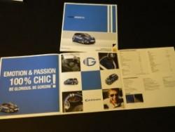 Brochures Twingo 1 et 2 au profit de l'association C2dd05253987328
