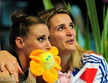 Les moments complices gymnaste/entraîneur 99f0d1262732869