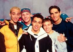 Backstreet Boys  1d9b76550630982