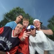Backstreet Boys  28b9c9550717019