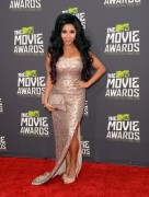 "Nicole Polizzi ""2013 MTV Movie Awards"" 14.04.2013 (x4) 545609248951546"