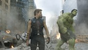 Мстители / The Avengers (Йоханссон, Дауни мл., Хемсворт, Эванс, 2012) 064bd9551215489