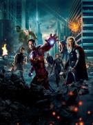 Мстители / The Avengers (Йоханссон, Дауни мл., Хемсворт, Эванс, 2012) 2a4e34551215901