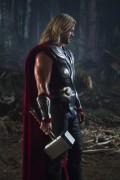 Мстители / The Avengers (Йоханссон, Дауни мл., Хемсворт, Эванс, 2012) 32a304551215281