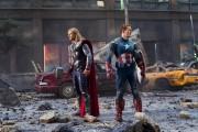 Мстители / The Avengers (Йоханссон, Дауни мл., Хемсворт, Эванс, 2012) 32c382551215388