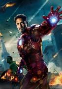 Мстители / The Avengers (Йоханссон, Дауни мл., Хемсворт, Эванс, 2012) 67356a551214626