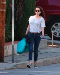 Kristen Stewart - Imagenes/Videos de Paparazzi / Estudio/ Eventos etc. - Página 31 95206b249518103