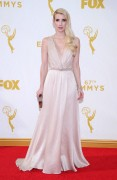 "Emma Roberts - "" The 67th Annual Primetime Emmy Awards at Microsoft Theater in Los Angeles"" - September 20,2015 (x64) updatet  2x F75617436934727"