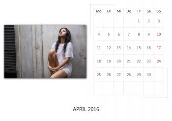 "Selena Gomez ""Selfmade Calendar 2016"" ( 12x ) Dfa4cf455014915"