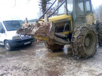 Traktor Hittner Ecotrac 55 V opća tema traktora Ee2789461474637