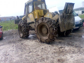 Traktor Hittner Ecotrac 55 V opća tema traktora F72bac461474621