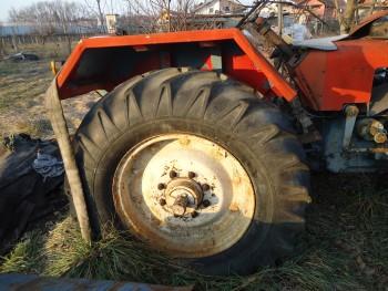 Otpad poljoprivrednom mehanizacijom A97255462126766