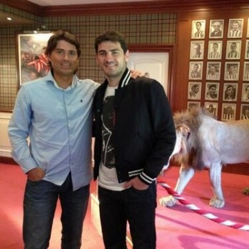 Iker Casillas , su novio - Página 4 F8628f249305174