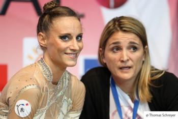 Les moments complices gymnaste/entraîneur 130439262732863