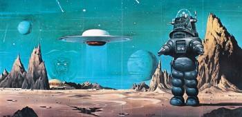 °° Planète Interdite / Forbidden Planet 1956 °° C7159c415181868