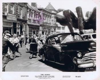 °° L'araignée vampire / Eath VS Spider 1958 °° 277128415197028