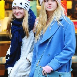 Dakota Fanning / Michael Sheen - Imagenes/Videos de Paparazzi / Estudio/ Eventos etc. - Página 6 E47ff3230666097