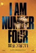 Я четвертый / I Am Number Four (Алекс Петтифер, Тимоти Олифант, Тереза Палмер, 2011) 3a661c237741715