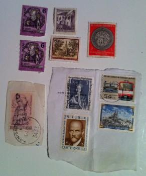 Wie viel sind diese Briefmarken wert? (3 Fotos) 92b024247899563